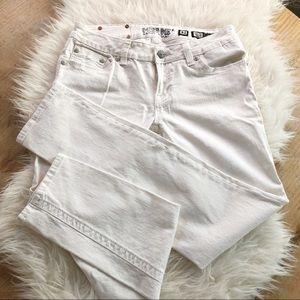 Miss Me White Skinny Jean